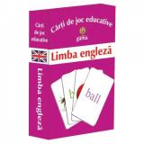 Carti de joc educative - Limba engleza