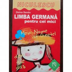 LIMBA GERMANA pentru cei mici Doina Sandu 2007