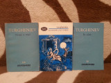 IVAN TURGHENIEV CARTI (3 VOL)