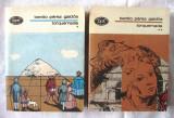 TORQUEMADA. Roman, Vol I+II, Benito Perez Galdos, 1984. BPT 1198-1199. Carti noi