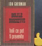Bolile digestive Boli ce pot fi prevenite  Ion Gherman