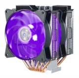 Cumpara ieftin Cooler CPU Cooler Master MasterAir MA621P, Iluminare RGB (Negru), Coolermaster