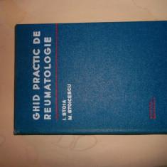 I. Stoia si M. Stoicescu - Ghid practic de reumatologie