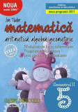 Mate 2000 inițiere. Matematică. Aritmetică, algebră, geometrie. Caiet de lucru. Clasa a V-a. Semestrul II. Inițiere