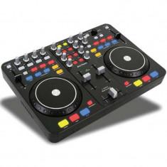 Dj mixer si scratch controler, dj sofware, stabilitate perfecta