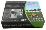 Incarcator universal laptop casa-masina