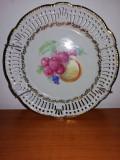 Farfurie colectie vintage portelan Schwarzenhammer Germania 17.5 cm