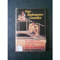 WILLIAM SHAKESPEARE - FOUR SHAKESPEARE COMEDIES (1995)