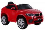 Masinuta electrica BMW X6M 2x35W STANDARD Rosu