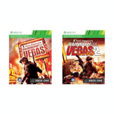 Rainbow Six Vegas 1 + 2 coduri XBOX One