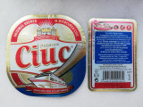Etichete bere - CIUC - Miercurea Ciuc  2007  .