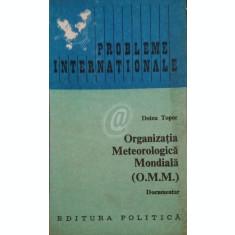 Organizatia Meteorologica Mondiala (O.M.M.)
