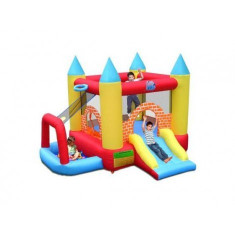 Spatiu de joaca gonflabil Play center 4 in 1 - Happy Hop