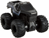 Masinuta Hot Wheels Monster Jam, Rev Tredz, Black Ops, FMB43