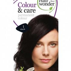 Vopsea De Par Fara Amoniac HennaPlus Hair Wonder 1 Black
