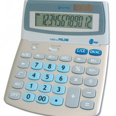 Calculator 12 DG Milan 152512 cu display rabatabil