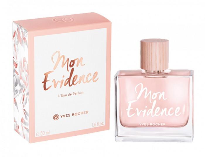Apă de parfum Mon Evidence (Yves Rocher)