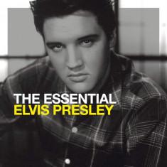Elvis Presley The Essential (cd)