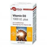 Vitamina D3 60cps Dr. Wolz Cod: 17drw