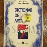 Dictionar de arta * Termeni de atelier - Ion N. Susara * Ovidiu Barbulescu