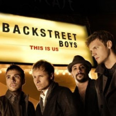 Backstreet Boys This Is Us (cd)