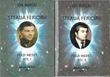 Ion Burciu autograf - Steaua fericirii (2 volume)