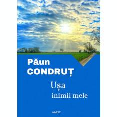 carte pdf  Ușa inimii mele - Păun Condruț   Ebook
