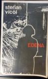 Sterian Vicol, Edena, Poeme, cu autograf autor 1981