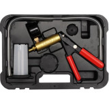 Pompa auto pentru vacuum, Yato YT-0673, 16 accesorii Mania Tools