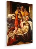 Tablou pe panza (canvas) - Sandro Botticelli - Lamentation of Christ