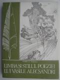 Limba si stilul poeziei lui Vasile Alecsandri – Florin D. Popescu