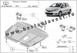 Scut motor metalic Toyota Yaris New 2011- motorizare 1.3