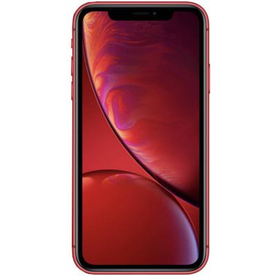 Smartphone Apple iPhone XR 64GB 3GB RAM 4G Red foto