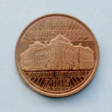 ROMANIA - 50 Bani 2015 - 10 ani de la denominarea monedei naționale