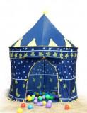 Cort de joaca tip castel, pentru copii