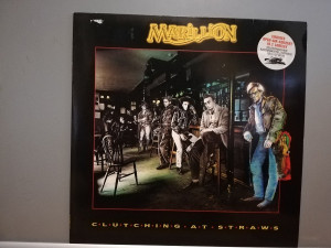 Marillion – Clutching At Straws (1987/Emi/Holland)  - Vinil/Vinyl/Impecabil (M)
