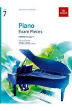Piano Exam Pieces 2019 & 2020, ABRSM Grade 7: Selected from the 2019 & 2020 syllabus