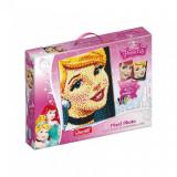 Fantacolor Pixel Disney Princess Quercetti, 6600 piese, 5 ani+