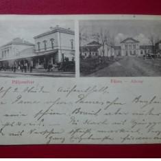 Romania Hungary Calea ferata Stupini Salaj Abony / gara