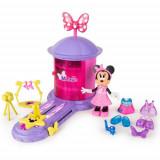 Set de Joaca Disney Minnie Mouse - Garderoba cu Lumini si Sunete, IMC