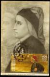 Ilustrata maxima Kyrgyzstan, personalitati, poetul Dante Alighieri