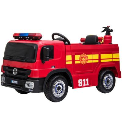 Masina de pompieri electrica foto