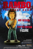 Figurina Rambo The Video Game Rambo 1 Gun