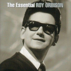 Roy Orbison The Essential Roy Orbison rebranded (2cd)