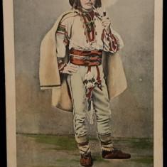 Slovac din comitatul Neutraer - CP Ilustrata Clasica