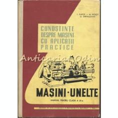 Masini-Unelte - I. Ghita, M. Radoi, G. Sprinceana