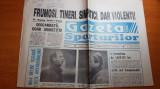 ziarul gazeta sporturilor 26 octombrie 1994-articol despre george copos,rapid