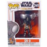 Figurina Pop! Star Wars: Mandalorian – Q9-0