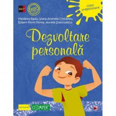 Dezvoltare personala clasa pregatitoare ed.3 - Madalina Radu, Ioana Andreea Ciocalteu
