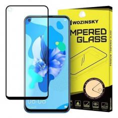 Folie Sticla Huawei P20 Lite 2019 Wozinsky 5D Full Glue Neagru
